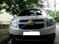 Bán Chevrolet Orlando 1.8LTZ đời 2015, màu trắng xe gia đình