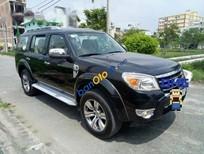 Bán ô tô Ford Everest 2.5L đời 2011, màu đen số sàn, giá tốt