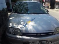 Xe Ford Laser đời 2001, màu bạc, nhập khẩu chính chủ