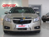 Cần bán Chevrolet Cruze LS 1.6MT đời 2011, màu vàng cát, giá chỉ 349 triệu