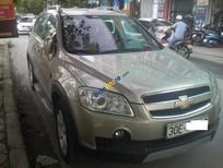 Cần bán xe Chevrolet Captiva đời 2008, màu vàng giá cạnh tranh