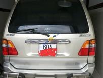 Bán Toyota Zace Surf đời 2005, màu vàng