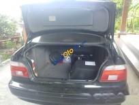 Bán lại xe BMW 5 Series 525i 2002, màu đen còn mới, giá tốt
