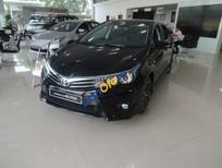Bán Toyota Corolla Altis 2.0AT đời 2017, màu đen