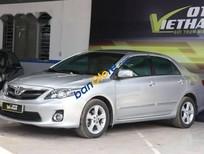 Bán Toyota Corolla altis 2.0AT năm 2010, màu bạc