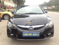 Bán Honda Civic 2.0AT sản xuất 2010, màu đen, giá tốt
