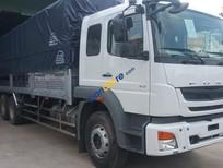 Xe tải FJ 3 chân tải trọng 15.1- Giá ưu đãi- Hỗ trợ vay vốn chỉ 4.99%/năm đầu tiên
