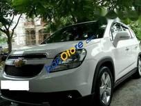 Bán xe Chevrolet Orlando 1.8LTZ đời 2015, màu trắng xe gia đình, 595tr