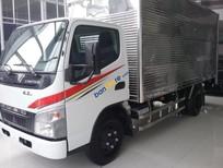 Xe tải Fuso Canter tải trọng 1.9 tấn - tổng tải 4.7 tấn, nhập khẩu, mới 100%
