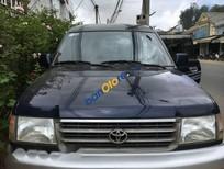 Bán ô tô Toyota Zace đời 2001 chính chủ, giá 238tr