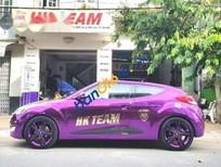 Cần bán Hyundai Veloster 2.0 Tubor đời 2012, màu tím chính chủ