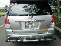 Cần bán gấp Toyota Innova G đời 2008, màu bạc, giá chỉ 420 triệu