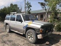 Bán Nissan Patrol đời 1994, màu bạc, nhập khẩu nguyên chiếc