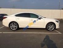 Bán xe Mazda 6 đời 2017, màu trắng số tự động, 795tr