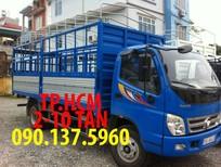 TP. HCM Thaco OLLIN 700B phiên bản mới, màu vàng, thùng kín inox304