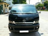 Toyota Hiace 9 chỗ VIP, sản xuất 2006, động cơ xăng, tên công ty