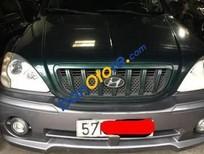Bán xe Hyundai Terracan đời 2003, giá chỉ 153 triệu