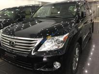 Cần bán Lexus LX 570 sản xuất 2009, màu đen, xe nhập Mỹ