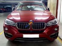 Cần bán xe 2016 BMW X6 xDrive 35i, màu đỏ, xe nhập chính hãng