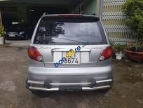 Bán xe Daewoo Matiz SE 2005, màu bạc xe gia đình