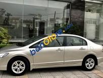 Cần bán gấp Honda Civic MT đời 2008, giá tốt