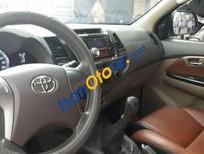 Bán Toyota Fortuner G sản xuất 2014, màu bạc, 795tr