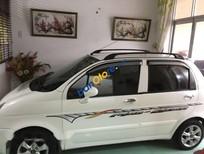 Cần bán Daewoo Matiz đời 2007, màu trắng, giá tốt
