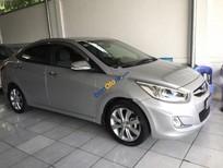 Bán Hyundai Accent 1.4 AT đời 2011, màu bạc, xe nhập, giá 455tr