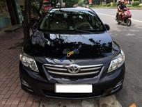 Bán ô tô Toyota Corolla altis đời 2009, màu đen, nhập khẩu nguyên chiếc, giá chỉ 450 triệu