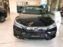 Bán xe Honda Accord đời 2017, màu đen
