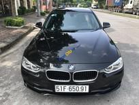Cần bán lại xe BMW 3 Series 320i LCI năm 2016, màu đen, nhập khẩu nguyên chiếc