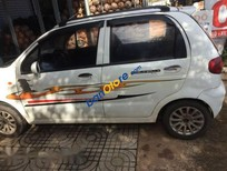 Cần bán gấp Daewoo Matiz năm 2003, màu trắng, 75tr