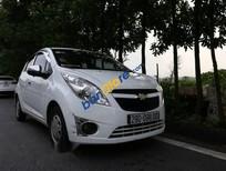 Bán Chevrolet Spark van đời 2011, màu trắng