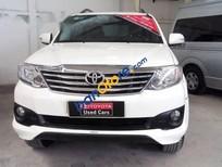 Bán ô tô Toyota Fortuner Sportivo đời 2014, màu trắng