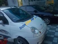 Bán xe Daewoo Matiz đời 2005, màu trắng