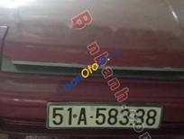 Bán Honda Accord đời 1990, màu đỏ, nhập khẩu