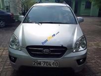 Chính chủ bán Kia Carens EX 2.0 MT đời 2010, màu bạc