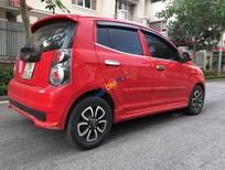 Cần bán xe Kia Morning SLX đời 2012, màu đỏ, 219 triệu