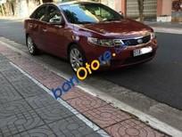 Cần bán Kia Forte AT đời 2011, màu đỏ
