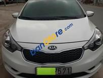 Bán ô tô Kia K3 2.0 AT sản xuất 2015, màu trắng