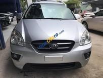 Bán lại xe Kia Carens 2.0AT đời 2010, màu bạc