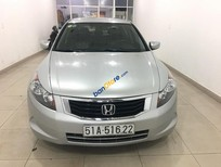 Chính chủ bán Honda Accord 2.4 AT 2007, màu bạc, nhập khẩu