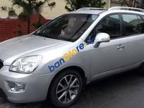 Bán ô tô Kia Carens đời 2011, màu bạc số tự động, giá 430tr