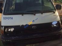 Gia đình bán Toyota Hiace 2.0 sản xuất 1999, màu trắng, xe nhập