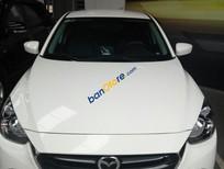 Mazda 2 1.5L AT, Sedan, màu trắng, 2017, chạy đúng 2000km