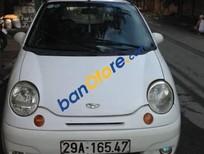 Bán ô tô Daewoo Matiz sản xuất 2004, màu trắng