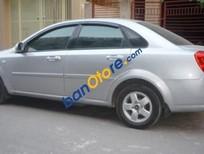 Cần bán xe Lacetti Ex đời 2007 form 2008 màu xám ghi