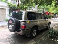 Bán Toyota Land Cruiser GX 4.5 đời 2004, màu vàng