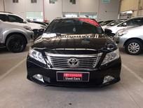 Bán xe Camry 2.5Q sản xuất 2014, màu đen