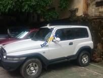Bán Ssangyong Korando TX5 đời 2005, màu trắng, xe nhập chính chủ